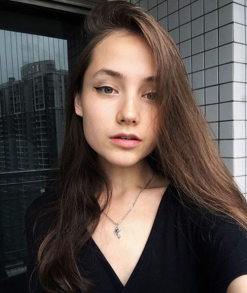 Pretty Czech Bride
