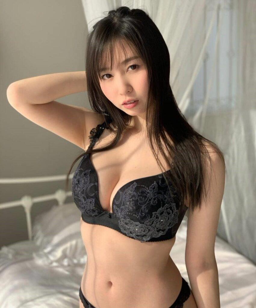 Stunning Japanese Bride