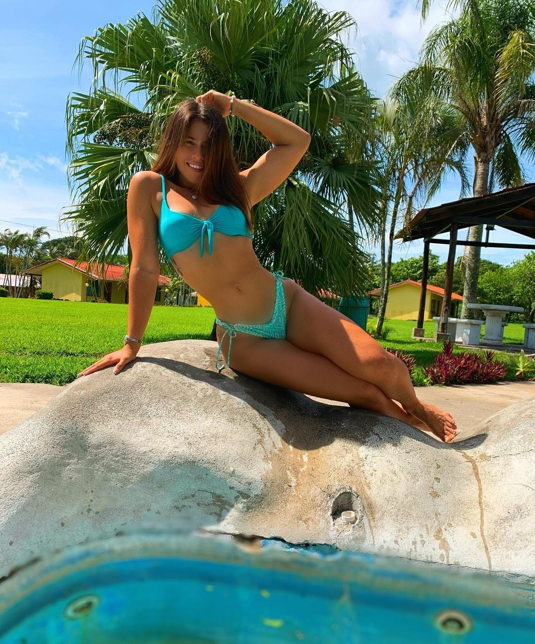 Sexy Costa Rican Girl