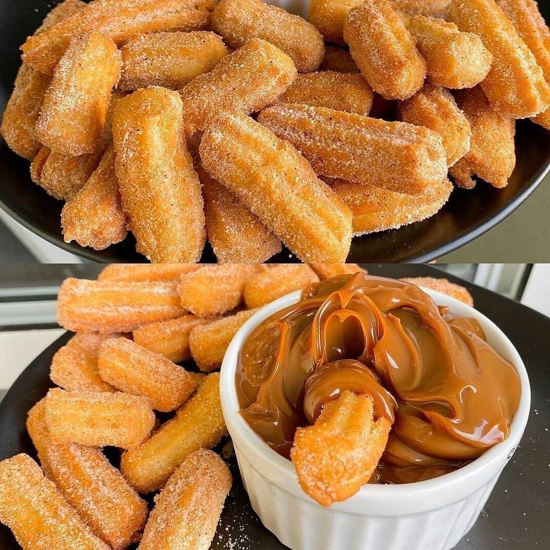 Churros - Traditional Mexican Dessert