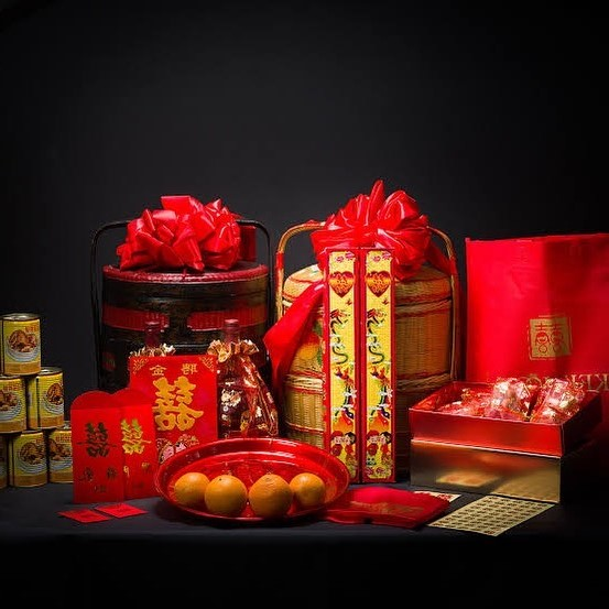 Gifts in Red Envelope - HongBao