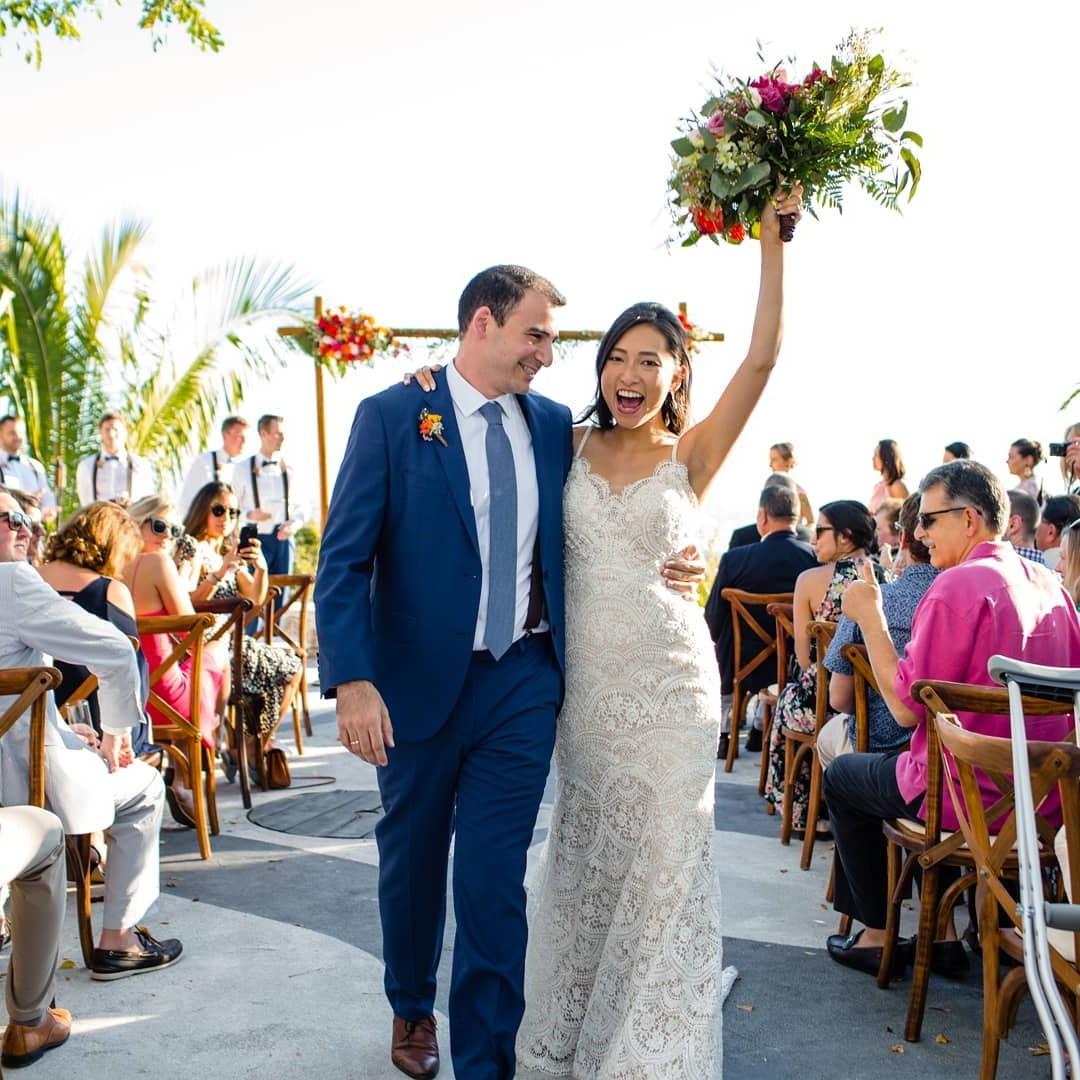 Happy Mexican Couple