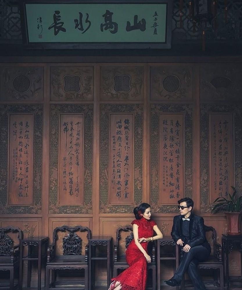 Modern Chinese Wedding