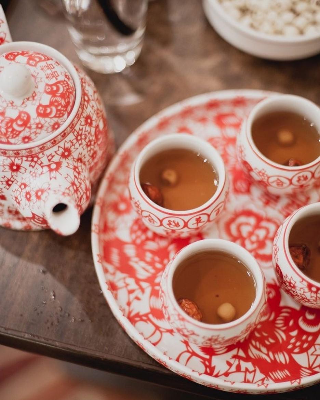 Traditional Lotus Seed Tea